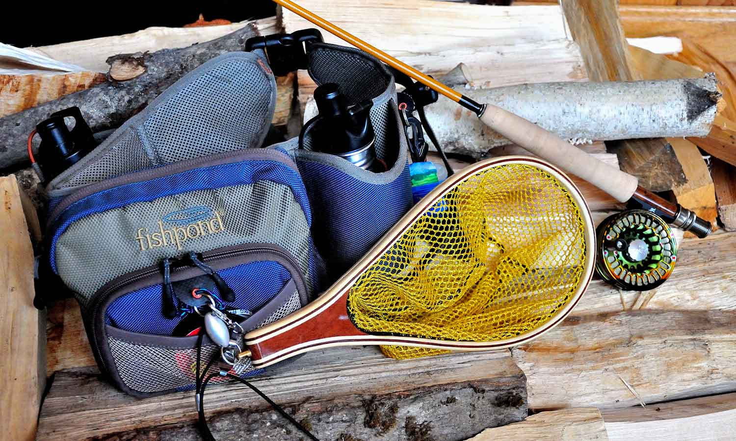 Fly Rods for Brook Trout