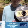 Inside the Box: Episode #13 - Cortland Ultra Premium Fluorocarbon Tippet