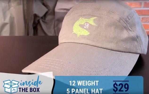 Inside the Box: Episode #17 - 12WT. 5 Panel Cotton/Linen Hat