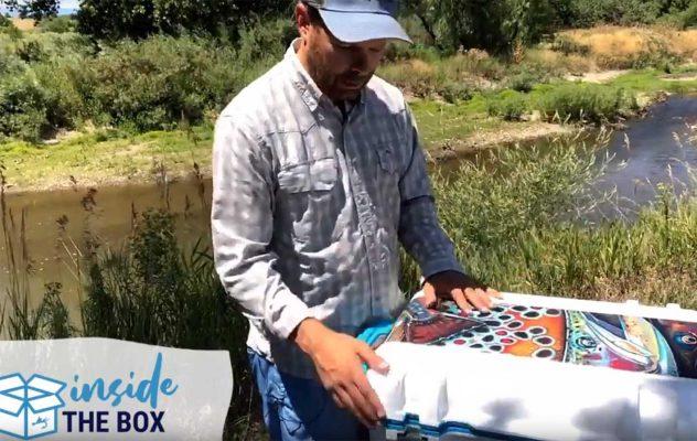 Inside the Box: Episode #16 - Otterbox Venture 45 Derek DeYoung Cooler