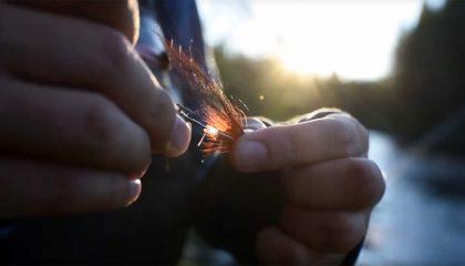 """Silver Shadow"" - Salmon Fishing in Sweden"