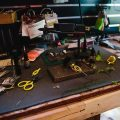 Setting Up a Travel Fly Tying Kit