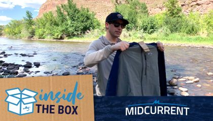 Inside the Box: Episode #24 - Patagonia Snap-Dry Hoody
