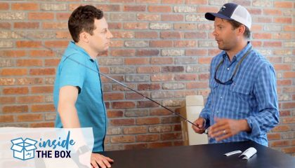 Inside the Box: Episode #23 - Sage Dart Fly Rod
