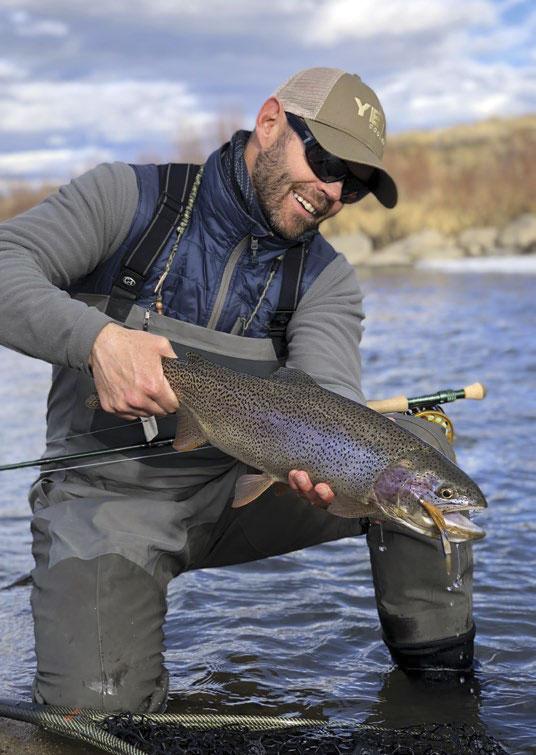 Landon Mayer Fishing