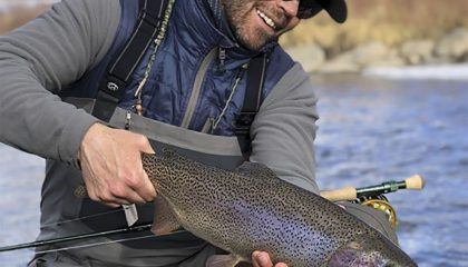 Rigging Streamers for Trout Fishing