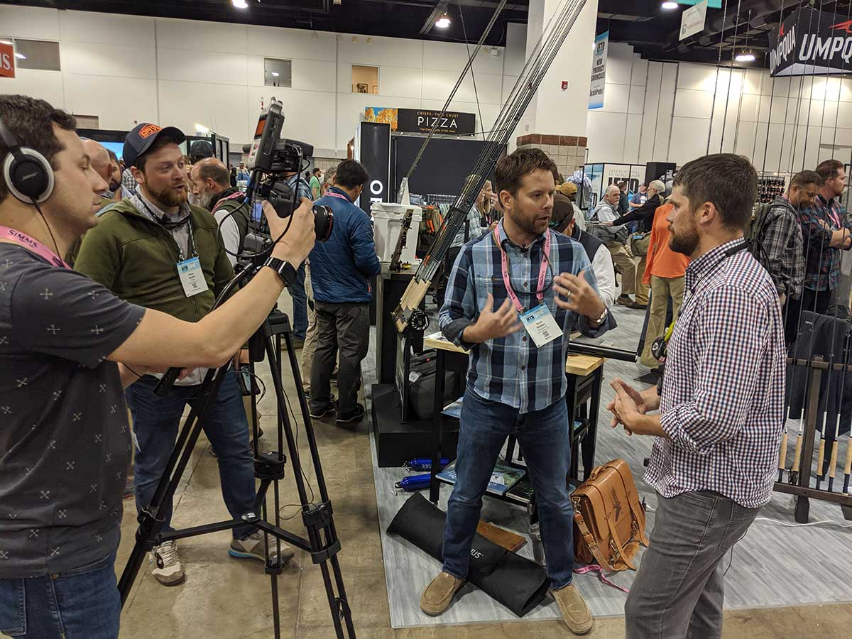 IFTD Fly Fishing Show