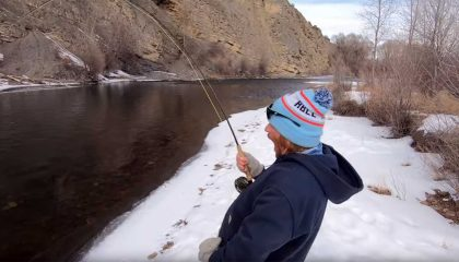 """""""One Year of Fly Fishing Videos"""" (Humor)"""