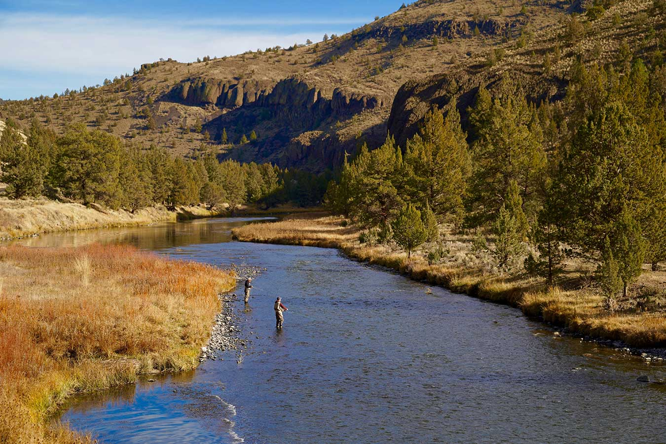 Fly Fishing Crooked River