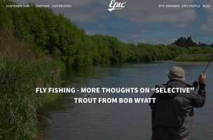 Thoughts on Selective Trout