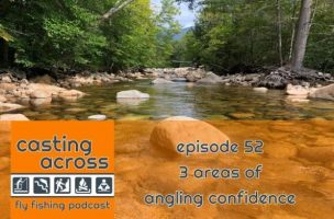 "Casting Across Podcast Episode: ""Addressing Confidence"""