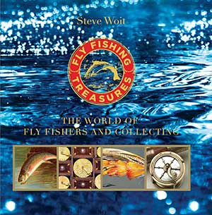 Fly Fishing Antiques and Collectibles Book