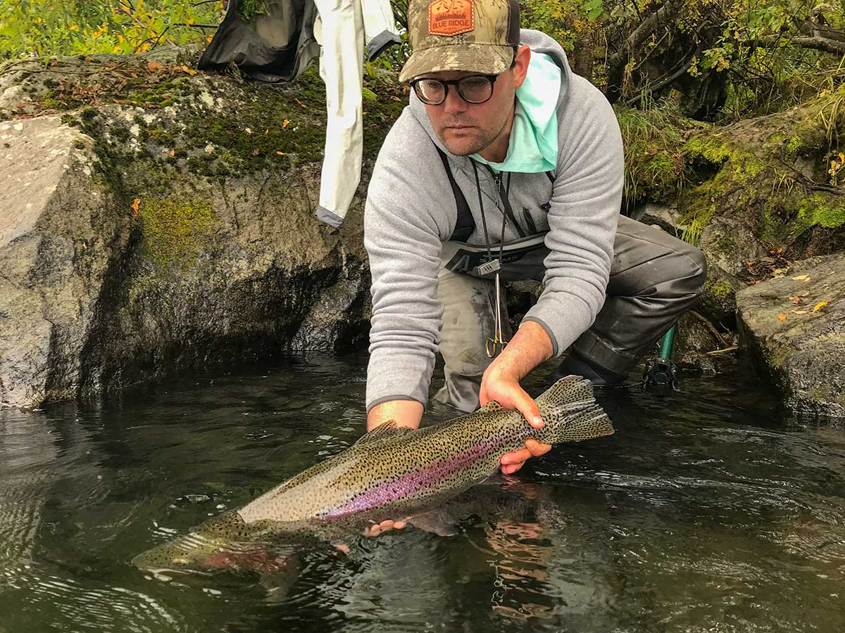 Fly Fishing Russia