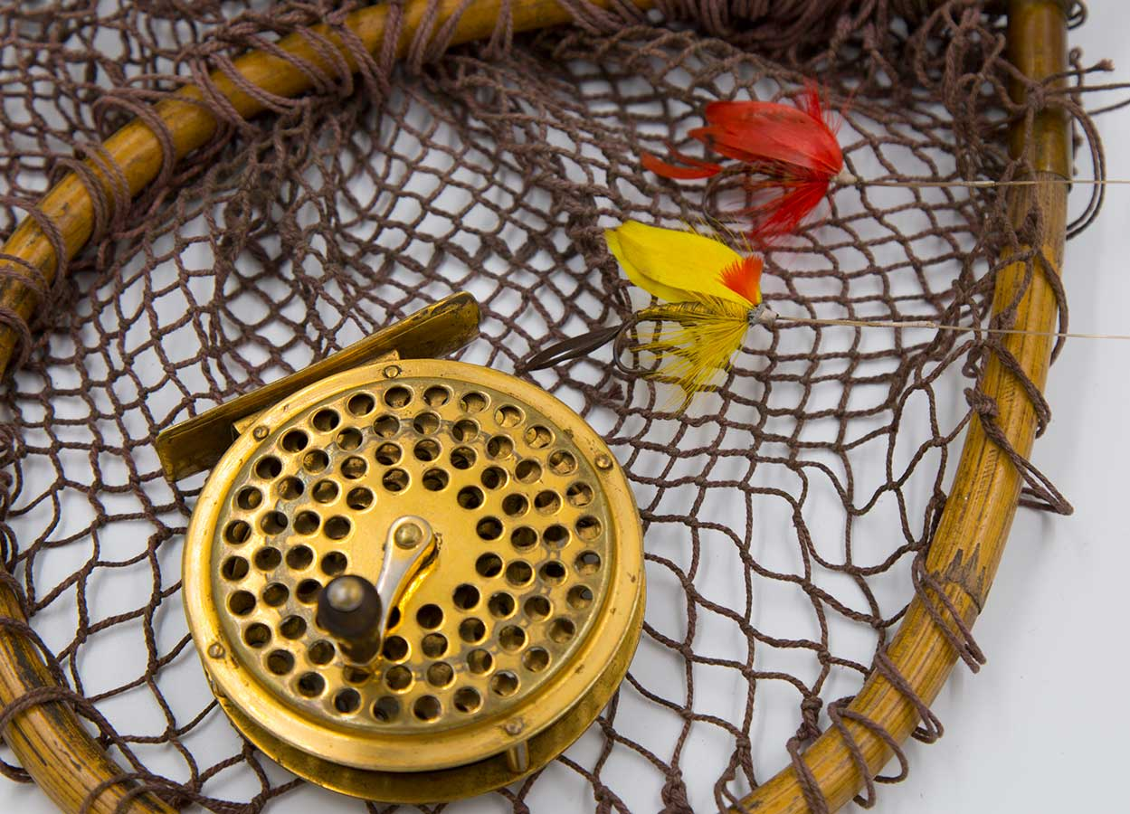 Fly Fishing Collectibles