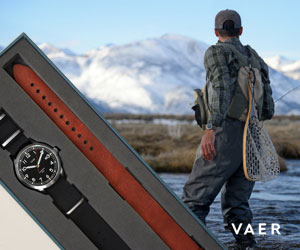 VAER Watch Fly Fishing