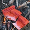 How to Cook Fish Over Fire