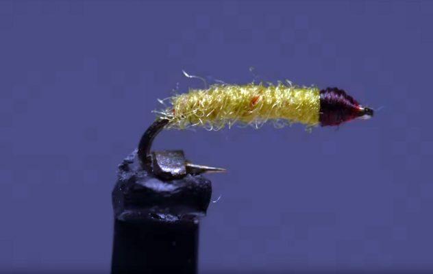 How to Tie a Corded Midge Larva