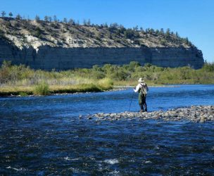 Safety Tips for Fly Fishers