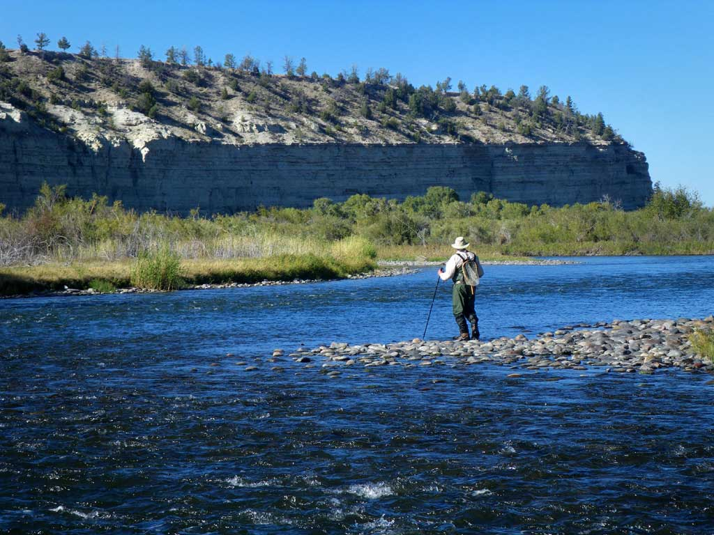 Fly Fishing Safety Madison River