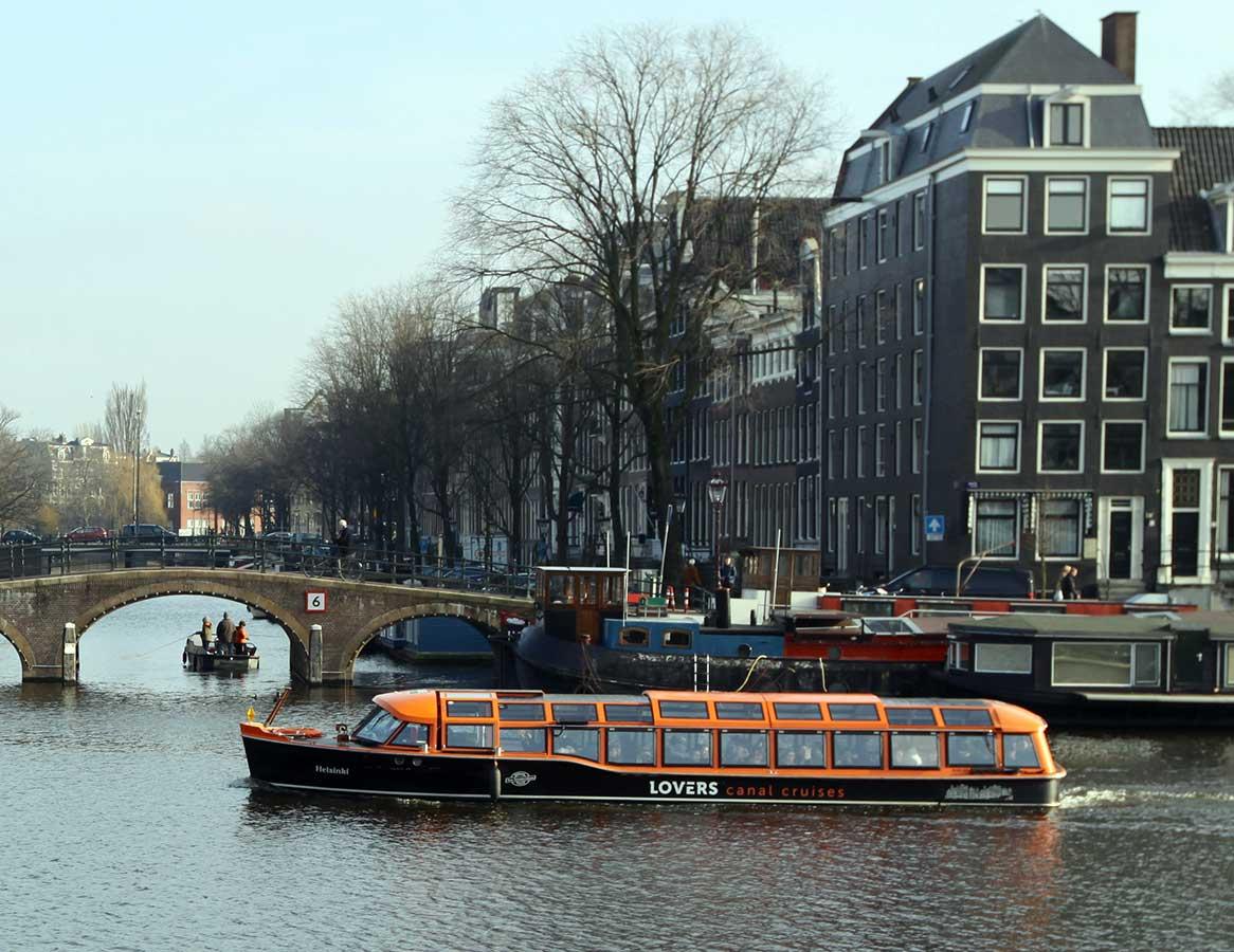 Fly Fishing Amsterdam