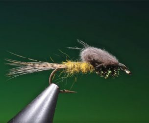 How to Tie a Mayfly Emerger