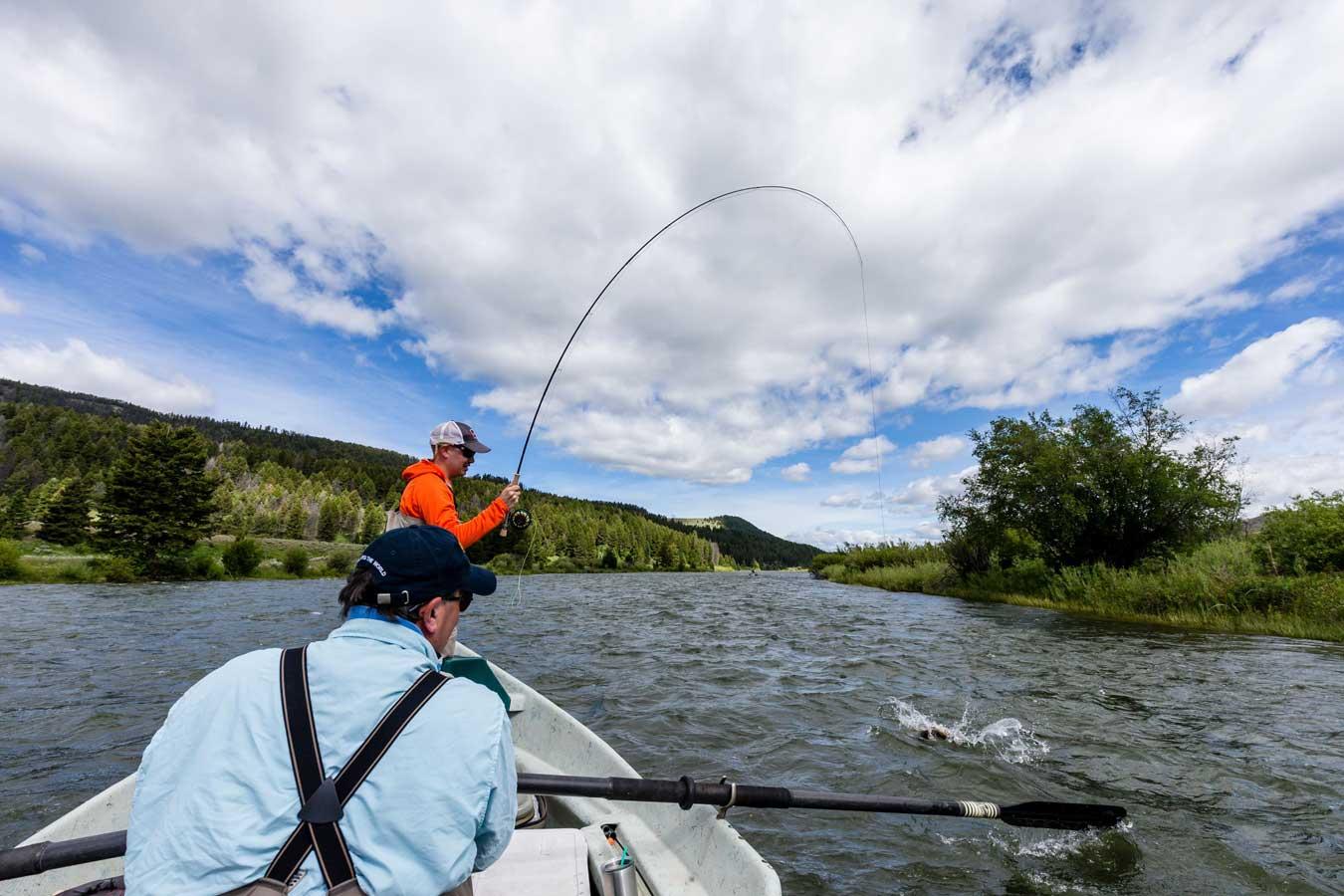 Fly Fishing in Montana