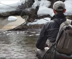 Ten Tips for Fishing Low and Clear Water