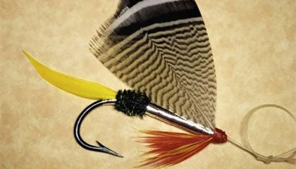 The Tomah Jo: Favorite Fly of a Maine Indian Guide