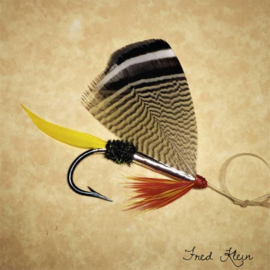 Tomah Jo wet fly