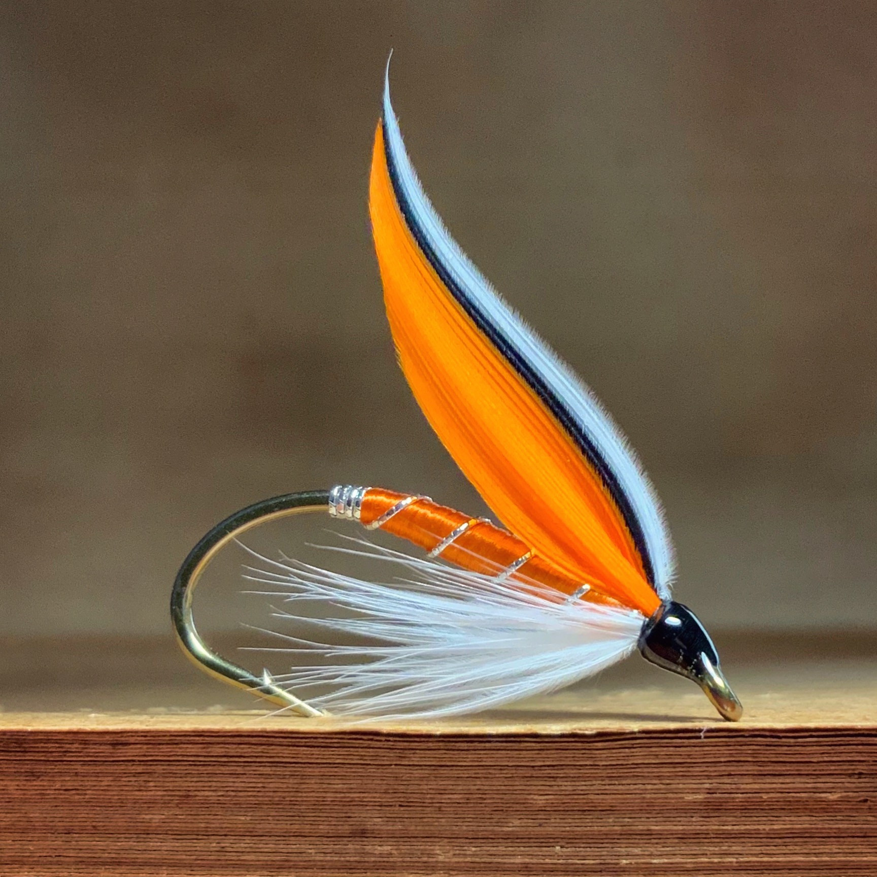 Brook Trout Fin Fly