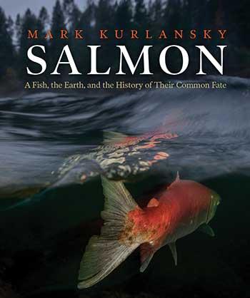 Salmon Book Mark Kurlansky