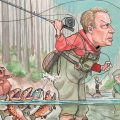 Fly Fishing in The Economist