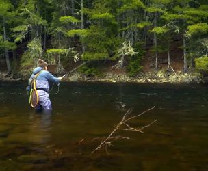 How to Roll Cast | Fly Fishing 101