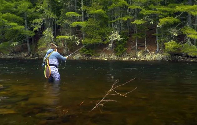How to Roll Cast   Fly Fishing 101