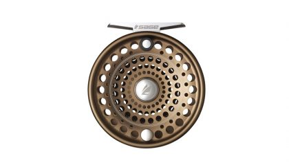 "Fly Fishing Gear Review: Sage ""Trout"" Reel"