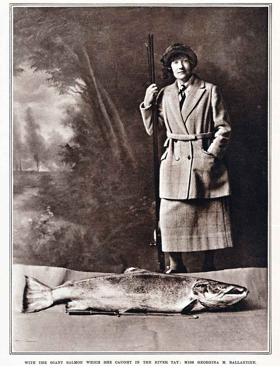 Fly Fishing Atlantic Salmon