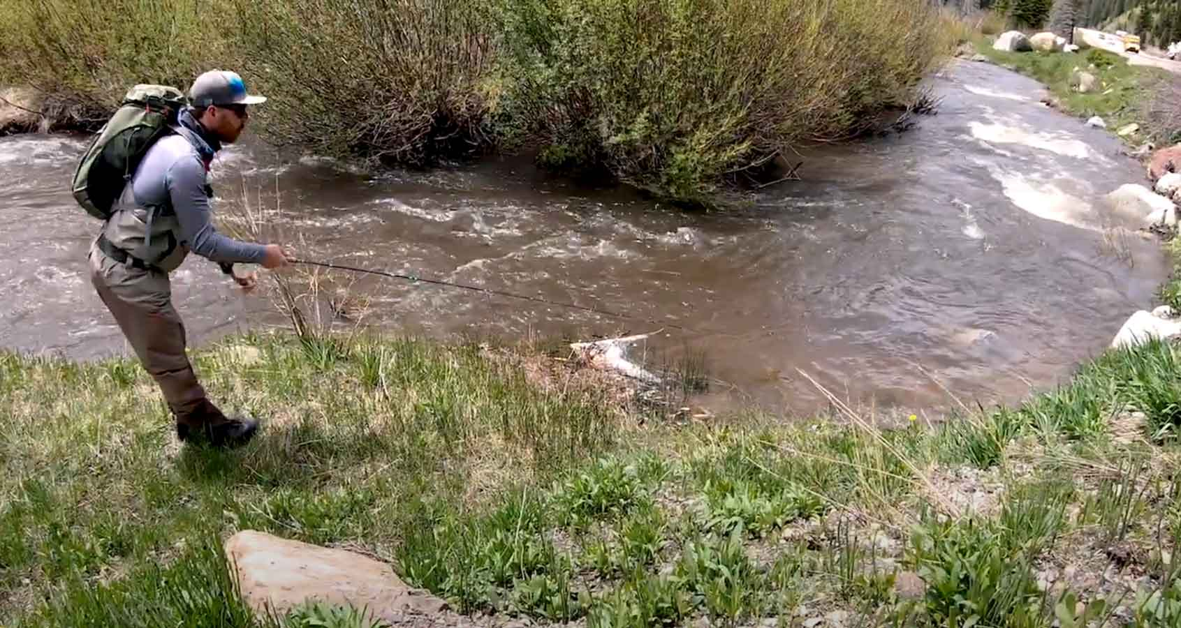 Fly Fishing Tips High Water