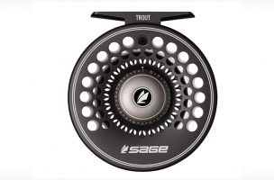 New Sage Trout Reel