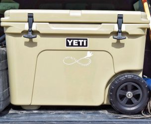 Infinite Outdoors Yeti Tundra Haul Cooler & Fishing Trips Giveaway