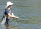 SPS Outdoor U Students Learn Fly Fishing