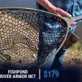 Inside the Box: Episode #50 - Fishpond River Armor Net