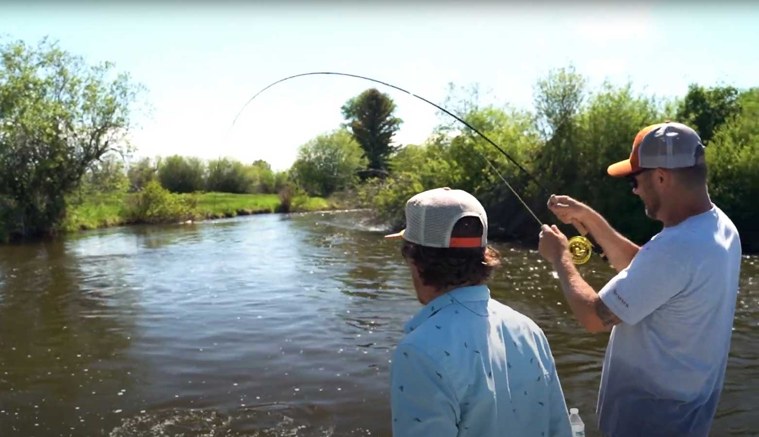 Fly Fishing Henry's Fork