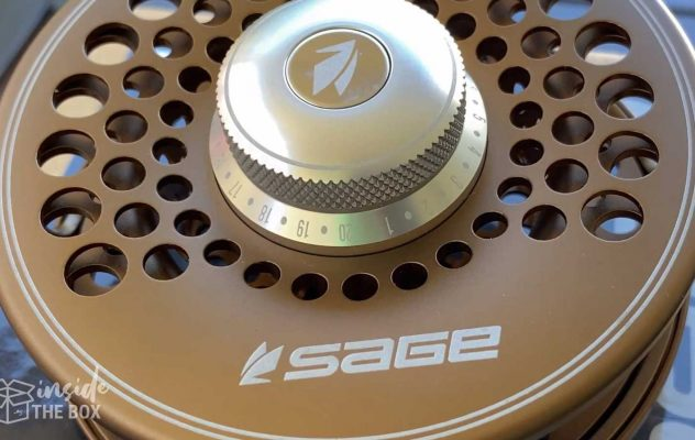 Inside the Box: Episode #54 - Sage TROUT Series Fly Reel