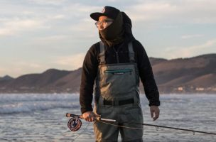 Fly Fishing Featured in The Washington Post