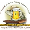 Texas Fly Fishing & Brew Festival Moves Location, Dates
