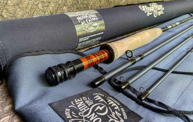 Moonshine Rod Company Fly Rods Giveaway