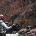 Fishercat River Company Highlighting Fly Fishing in Baltimore