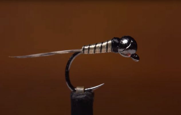 How to Tie a Black & Tan Jig
