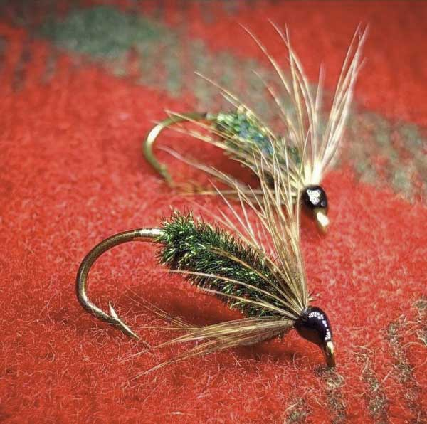 Antique Fishing Flies