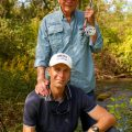 George Daniel Busy at Penn State Fly Fishing